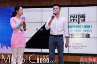 梁博北京签售人气高 忙个唱排练未见疲态