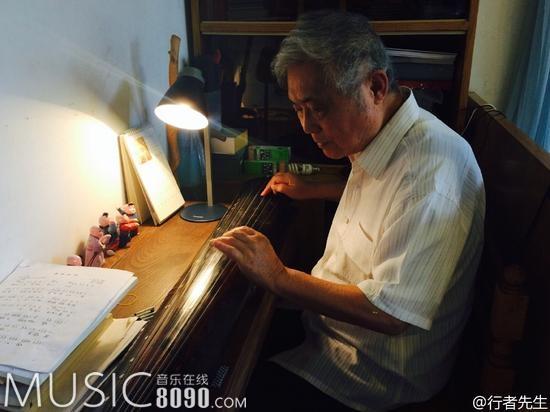 古琴大师成公亮先生因病医治无效去世