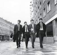 """""""披头士""""的英国地标:青年理想的象征"""