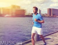 运动音乐一个都不能少,双米磁吸运动蓝牙耳机