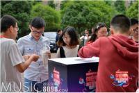 有道词典全国校园外语歌手大赛蓉城开唱 成都站三甲出炉