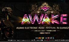 18年国内第一场电子音乐节—AWAKE觉醒电子音乐节