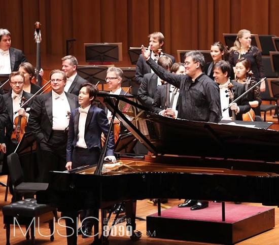 李云迪中国巡演在北京收官 与德国乐团共献经典