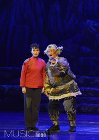 雷佳新版民族歌剧《木兰》《白毛女》上演
