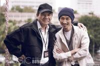新科金马奖最佳男配角陈竹昇将MV第一次献给赵传