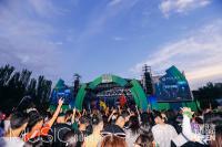 2018银川乐堡开躁音乐节收官 炸裂的荷尔蒙嗨翻大西北