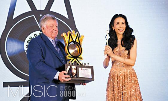 Sony Music与莫文蔚连手打造音乐厂牌