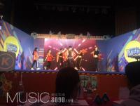 落地中传南广学院,酷狗校际音超联赛尽显选手音乐潜力