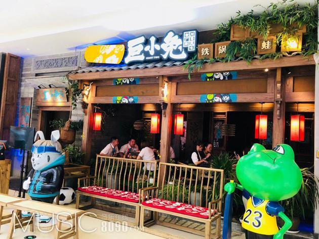 陈羽凡投资餐饮公司